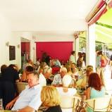 Großes modernes gut besuchtes Restaurant in Nähe Port Adriano zu verkaufen