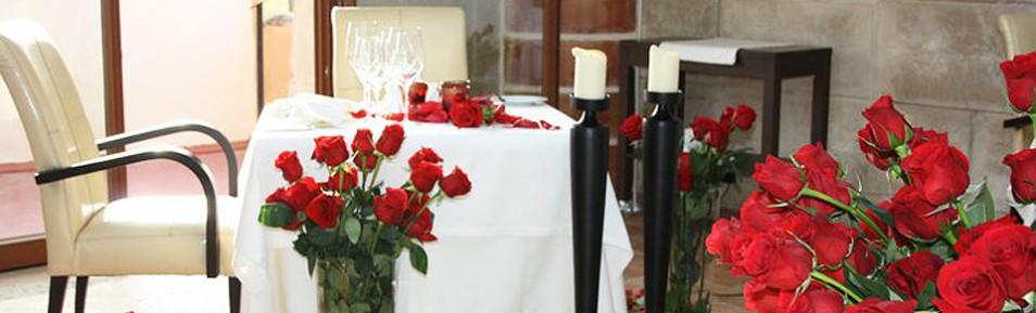 Charmantes und beeindruckendes Finca-Restaurant mit angeschlossenem Wohnhaus