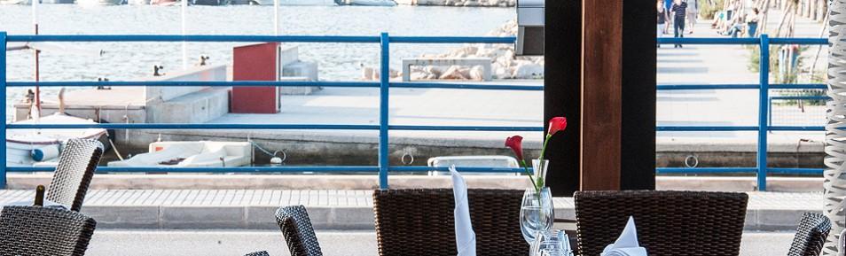 Schnäppchen: Kleines charmantes Restaurant in erster Meereslinie in Port Andratx – Mallorca – zu übergeben
