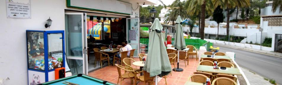 Umsatzstarke Bar/Bistro in St. Ponsa zu traspasieren