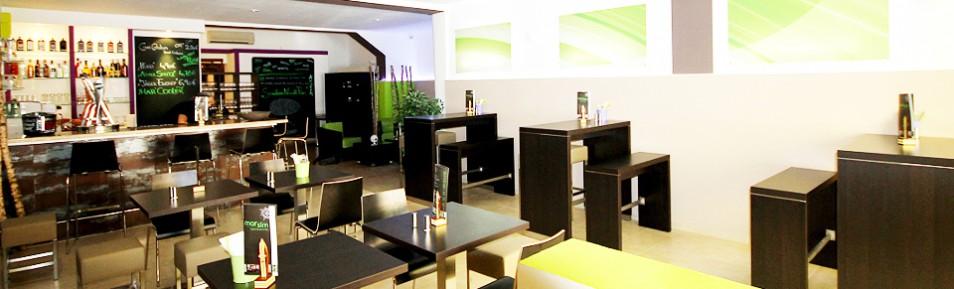 Charmantes kleines Restaurant in Santa Catalina, Palma de Mallorca zu übergeben