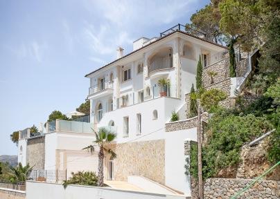 Stylische Luxusvilla in Port Andratx/Cala Llamp exklusiv zu verkaufen