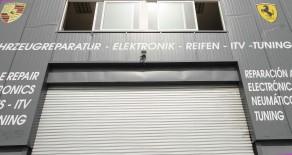 Deutsche Meisterwerkstatt in Bestlage von Palma de Mallorca zu verkaufen