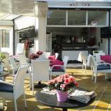 Eiscafé in direkter Strandnähe mit Meerblick in Paguera – Mallorca – zu pachten