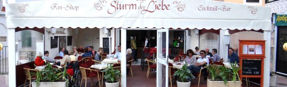 """""""Sturm der Liebe"""" Top Café in Paguera zu verpachten!"""