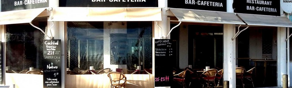 Goldstück – Bar/Cafeteria in Bestlage am Strand von Can Pastilla / Mallorca zu verpachten