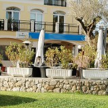 Großes modernes Restaurant in Bestlage in Santa Ponsa, Mallorca