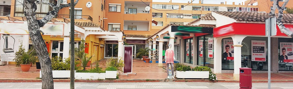 Modeboutique / Ladenlokal in Santa Ponsa – Mallorca zu vermieten oder zu verkaufen