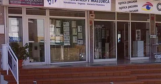 Bürofläche in guter Lauflage in Paguera zu verpachten!