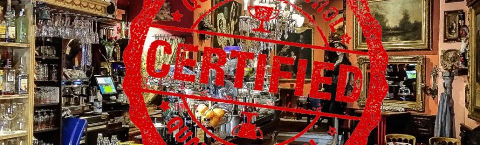 Einzigartige Cafe/ Bar mit Wiener Charme in Bestlage von Palma zu verpachten
