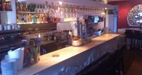 Langjährig etablierte Bar / Caféteria mit großer Terrasse in Bestlage in Santa Ponsa / Mallorca zu übergeben