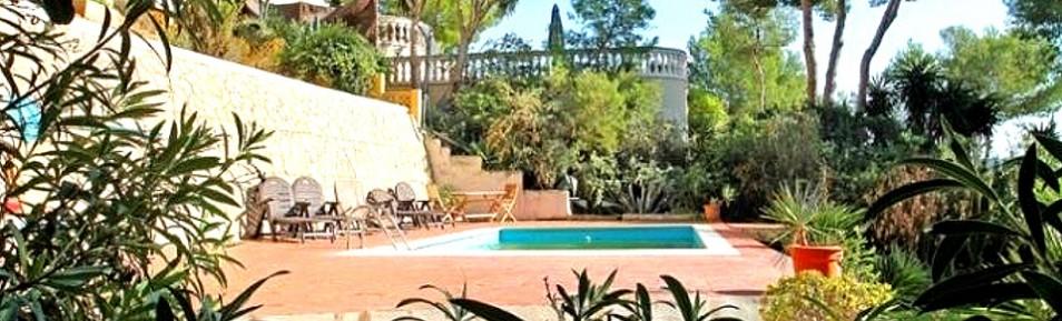 Schönes Mehrfamilienhaus in Paguera im Südwesten Mallorcas zu verkaufen