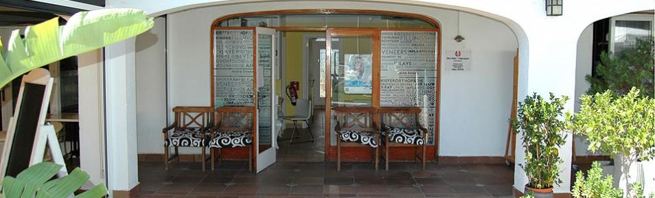 Etablierte (Zahn-)Arztpraxis / Ladenlokal in Santa Ponsa Mallorca zu übergeben, kann auch anderweitig genutzt werden