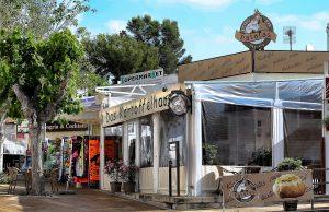 Sehr gut etabliertes Bistro mit Strandblick in Paguera zu verpachten