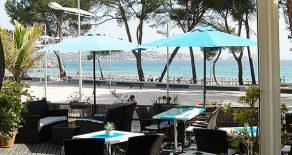 Wunderschönes Café mit bestem Meerblick in Paguera – Mallorca zu übergeben