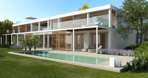 Beeindruckende Villa in Santa Ponsa / Mallorca mit atemberaubendem Meerblick zu vermieten oder zu verkaufen