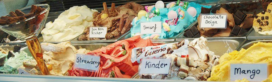 Eiscreme-Pavillon auf Mallorca zu verkaufen